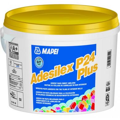 ADESILEX P24 PLUS  SEAU DE 25KG          ADHESIF CARRELAGE D2TE