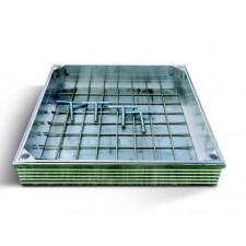 CHASSIS A PAVER/BET H80 500 AVEC CLEFS   ALUSOL LIGHT