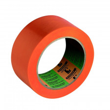 LE SEUL VRAI ORANGE 50MM X 33M - 6095    MULTI USAGES BATIMENT PROTEC PDT TRAVAUX