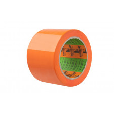LE SEUL VRAI ORANGE 75MM X 33M - 6095    MULTI USAGES BATIMENT PROTEC PDT TRAVAUX