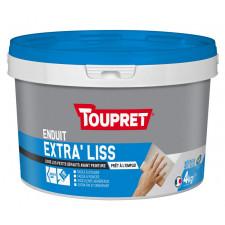 ENDUIT DE LISSAGE EXTRA'LISS 4KG         EN PATE EN 4 KG