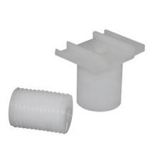 CLIP BOUCHON PVC REGLABLE (SACHET DE 25) POUR JOINT DE FRACTIONNEMENT PVC REGLO