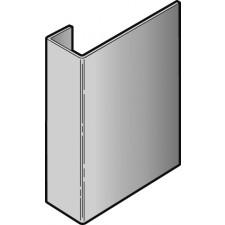 PROFIL RACCORD 3ML CEDRAL CLICK GRIS C05 GRIS