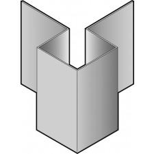 COIN EXTERIEUR 3ML CEDRAL LAP BL C C07   BLANC CREME