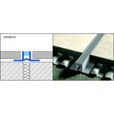 JOINT FRACTIONNT 8MM P.COLLEE 250CM 8MM  PROFILE CARRELAGE BI 804