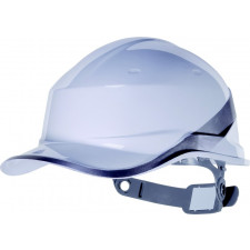 CASQUE CHANTIER ABS BLANC -DIAMONDV