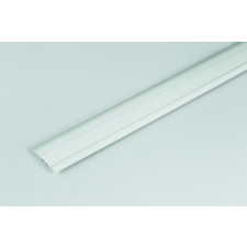 COUVRE JOINT PVC PLAT 70MM BLANC B 30ML  BOTTE DE 30ML  CLIPS INCLUS