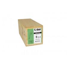 CROCH ARDOIS INOX 17% CRO 12X2.7 A16 500 CROCHET ARDOISE CROSINUS AGRAFE